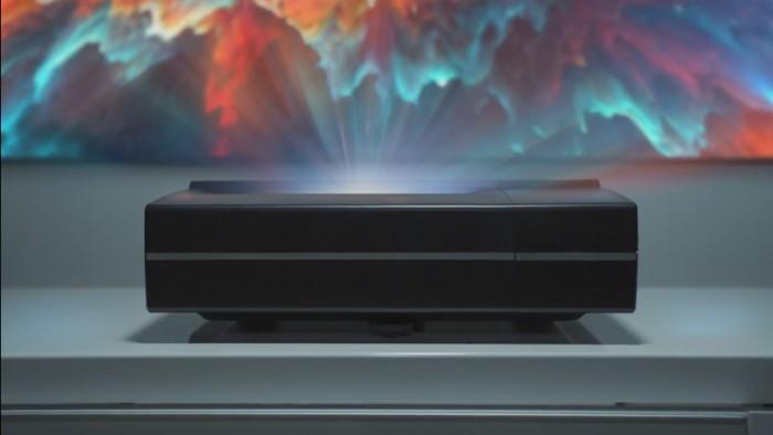 ilumee 4k led projector