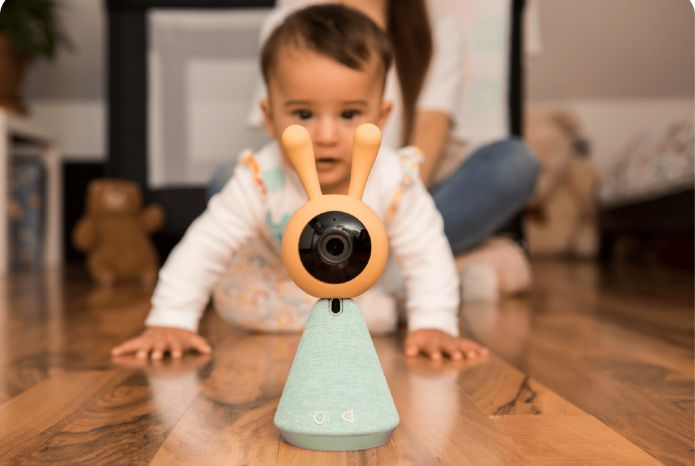 kamibaby all in one smart monitor for babies
