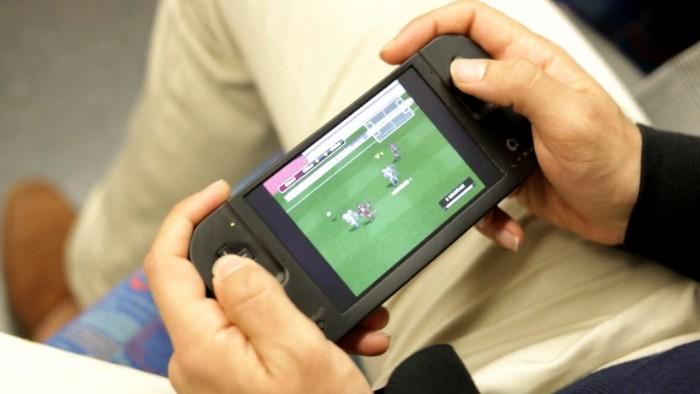 lyra retro gaming console