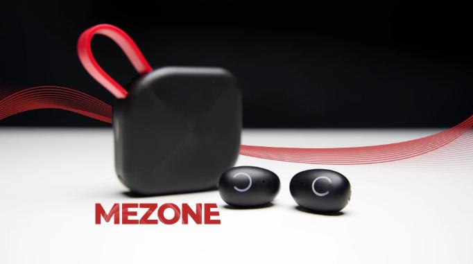 MEZONE – Snug-Fit True Wireless Stereo+ Earbuds