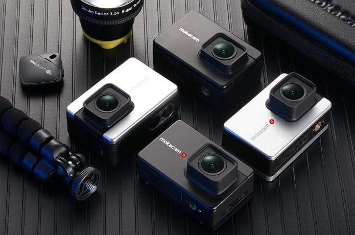 mokacam alpha 3 action camera
