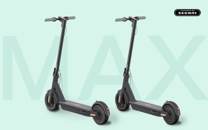 ninebot mzx electric scooter