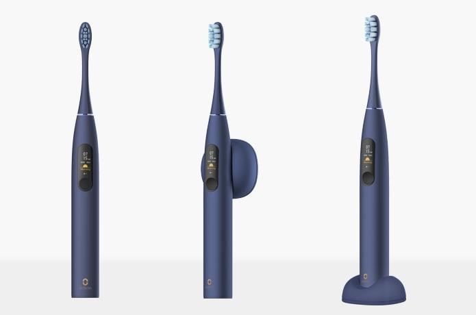 oclean x pro sonic toothbrush