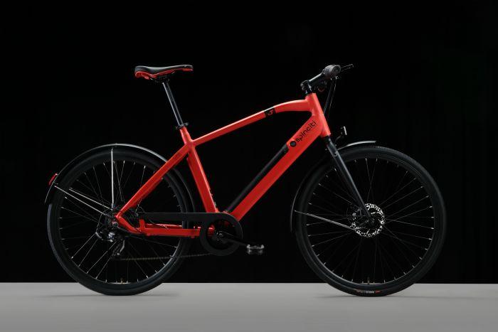 spinciti performance road e-bike