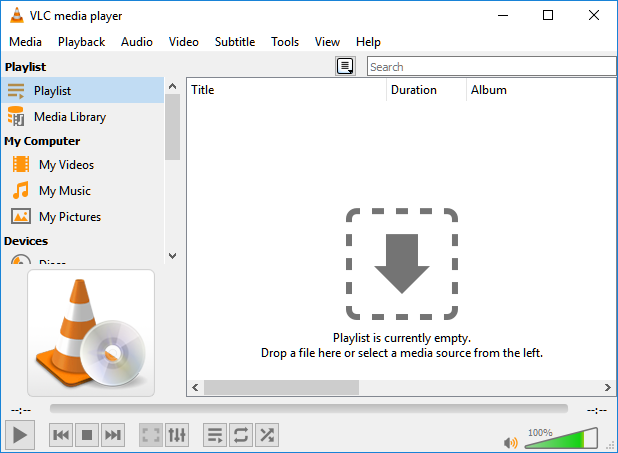 vlc media player complete